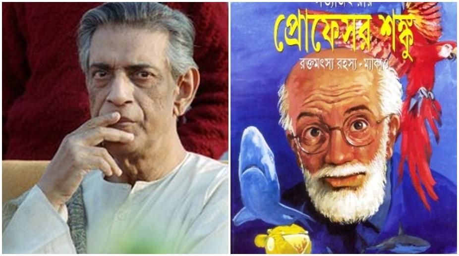Film coming up on Satyajit Ray's incredible scientist Shonku