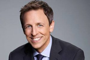 Seth Meyers may host Golden Globes