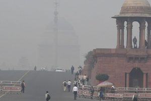 Delhi air quality to remain very poor despite drizzle