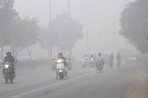 Delhi's air quality worsens as smog returns