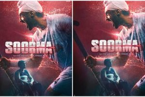Soorma first look out: Diljit Dosanjh is wheelchair bound