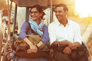 Akshay perfect person to play 'Padman': Sonam Kapoor