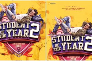 First look of Tiger Shroff in Student of the Year 2 out; see pic