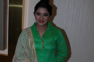 Tisha Kapoor feels honoured to work with Sudha Chandran