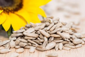 Sunflower seeds: Add a little sunshine in your winter food