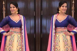 Sunny Leone surprises cousin in Canada