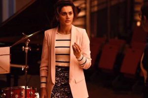 Anurag Kashyap brings out the 'best' from Taapsee Pannu