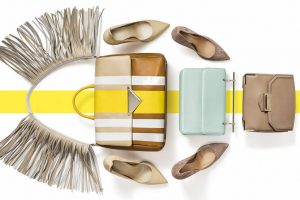 Spruce up boring outfits with tasselled shoes, crystal buckles