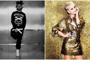 The Weeknd, Katy Perry plan to collaborate