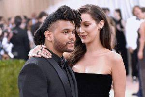 The Weeknd sends 'flowers, sweet note' to Bella Hadid