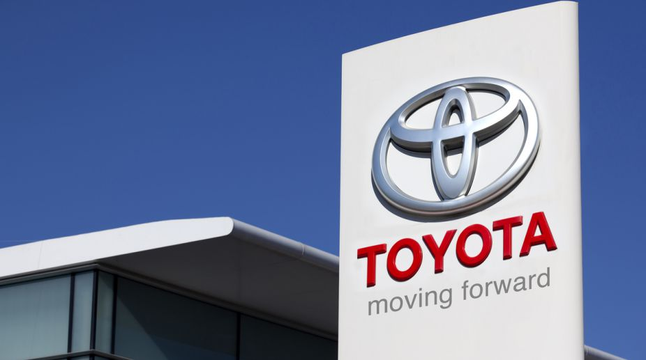 Toyota recalls over 600,000 vehicles due to airbag problem