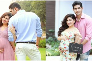 Tulsi Kumar announces pregnancy; shares pics