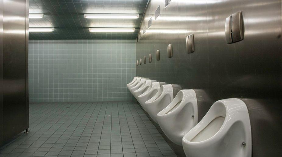 public washroom