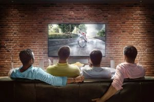 Harmful effects of watching TV for long hours