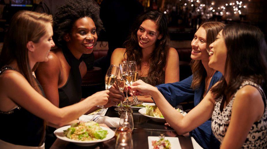 wine, women