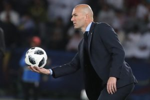 Ex-Real Madrid defender Pavon backs coach Zidane