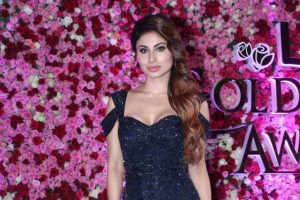 'Brahmastra' actress Mouni Roy enjoying snow in Bulgaria