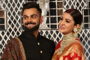 Virushka's Delhi wedding reception was a grand affair
