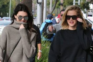Khloe, Kendall want guns after being 'targeted' by stalkers