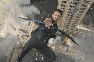 Jeremy Renner up for Hawkeye standalone movie