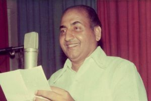 B-Town pays homage to 'immortal' Mohammed Rafi on birth anniversary