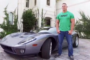 John Cena sued by Ford
