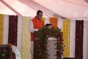 In Pics: Gujarat CM Vijay Rupani's oath-taking ceremony