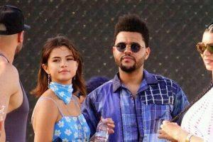 Gomez, The Weeknd still 'best friends'