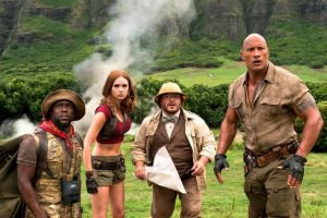 'Jumanji: Welcome to the Jungle': Action packed and engaging
