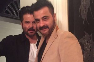 When Sanjay made Anil Kapoor's day