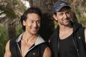 Will try to match up to Hrithik Roshan: Tiger Shroff