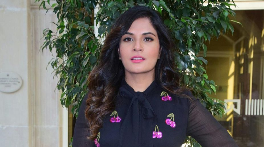 Love to play strong, liberated characters: Richa Chadha