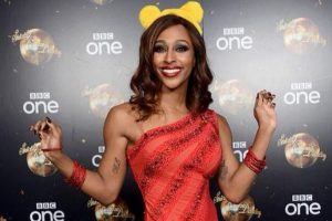 Trying my best to stay positive: Alexandra Burke