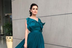 Dia Mirza wows at environmental summit in San Francisco