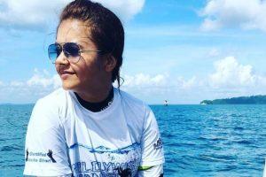 Devoleena Bhattacharjee turns certified water diver