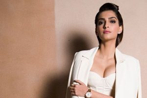 Sonam Kapoor was amused over nepotism debate