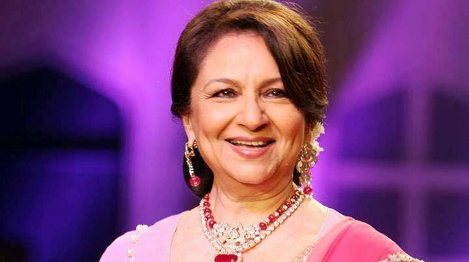 Sharmila turns 73, says she doesn't think about age