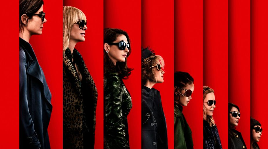 Ocean's 8: All-female lead fails to elevate this heist thriller