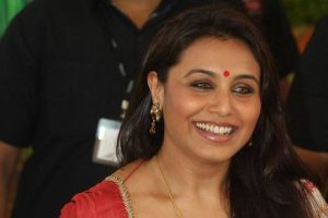 I leave my persona behind while playing a role: Rani Mukerji