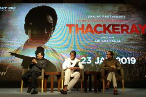 'Thackeray' makers wish to reach global audience