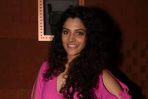Saiyami Kher 'waiting' for right Bollywood project