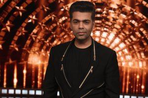 Television is a stronger medium than films: Karan Johar