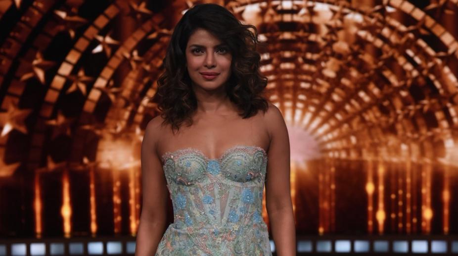Rohit Shetty, Priyanka Chopra, filmmaker, Karan Johar, reality television show, India's Next Superstars