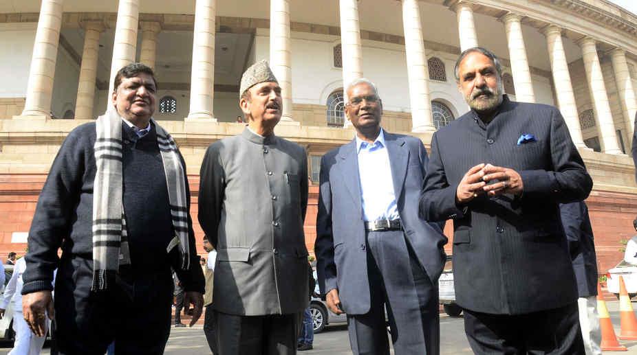 Ghulam Nabi Azad, India, Pakistani government, Kulbhushan Jadav