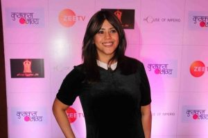 No channel wanted to meet me when I started: Ekta Kapoor