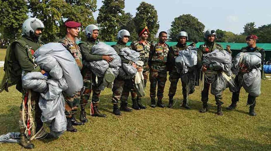 Army's 77 Mountain Brigade celebrates 75th Raising Day