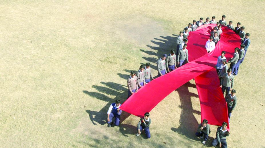 school children, AIDS, HIV/AIDS, Education department