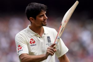 Alastair Cook's record double ton puts England in control
