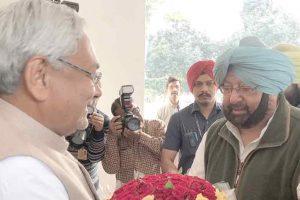 Punjab CM invites Nitish for Hola Mohalla celebrations