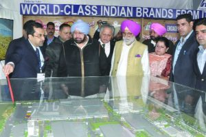Punjab's first mega food park opens